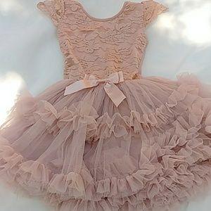 Popatu girls dress
